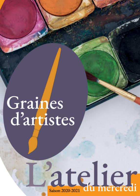Atelier pour enfants - graines d'artistes - Flémalle