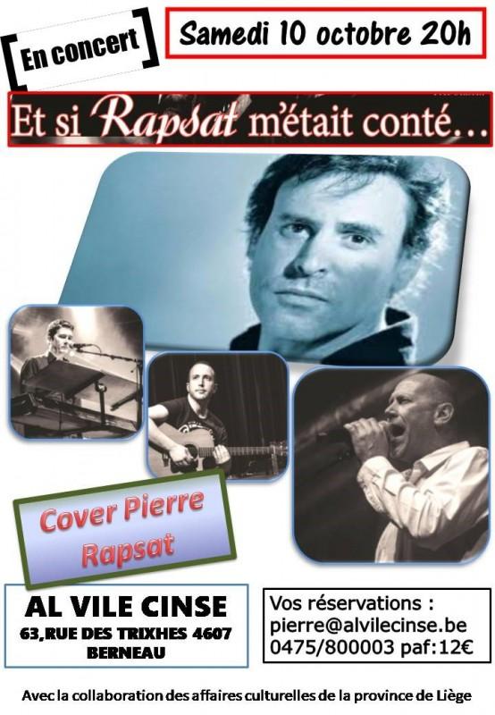 Concert- « Et si Rapsat m'était conté… »