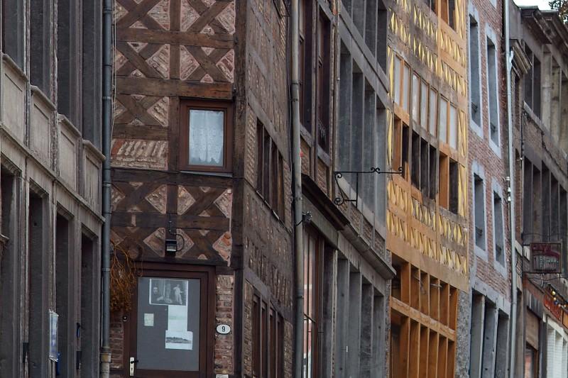 24102020-Liège-demeures à pans de bois © office du tourisme de Liège