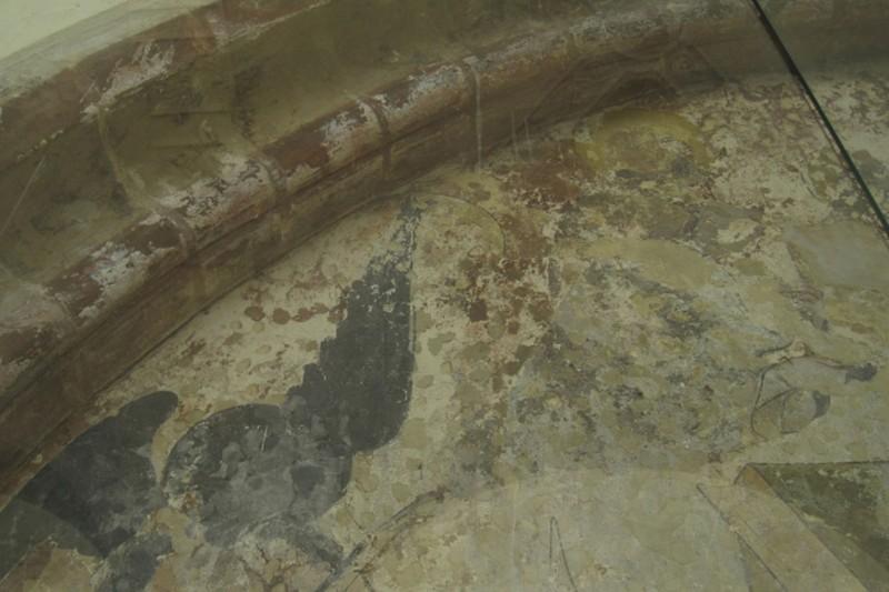 31102020-Liège-Peitures murales médiévales © office du tourisme de Liège