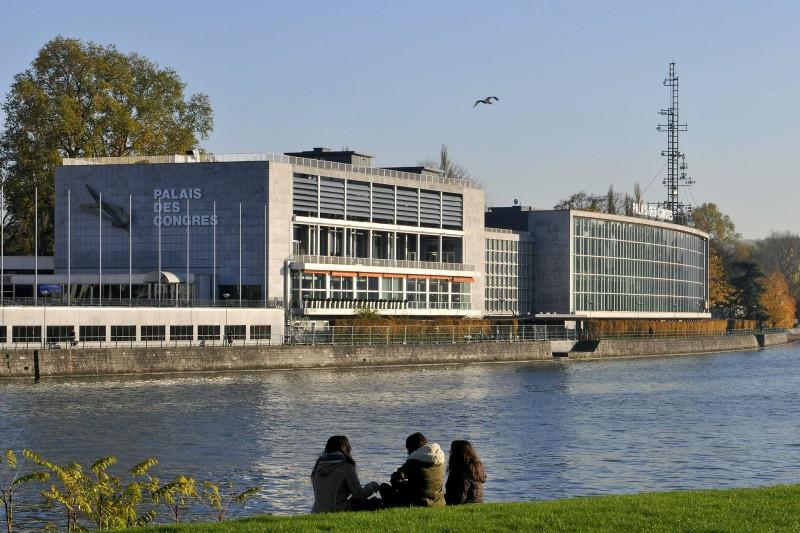 31102020-Liège-Palais des congrès © office du tourisme de Liège