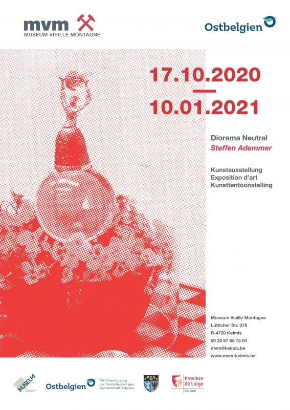 17102020-Kelmis-Diorama Neutral Plakat-Affiche 2
