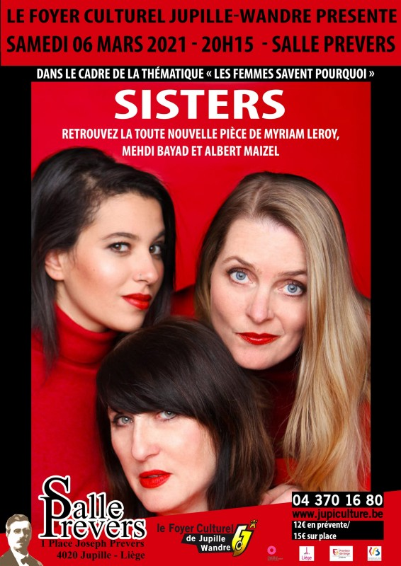 Sisters - Jupille - Affiche