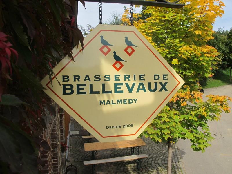 Brasserie de Bellevaux - Logo