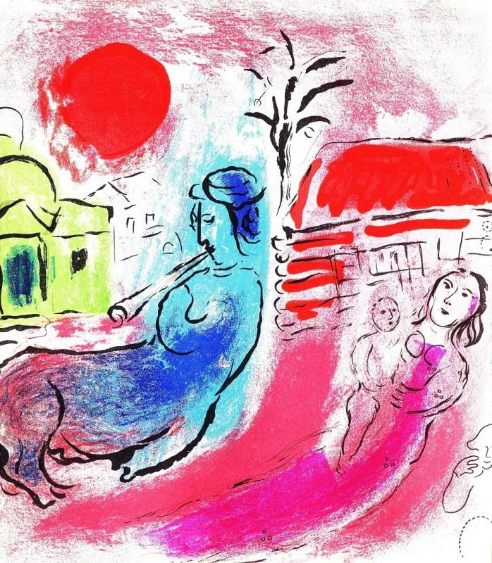 Visuel expo Chagall