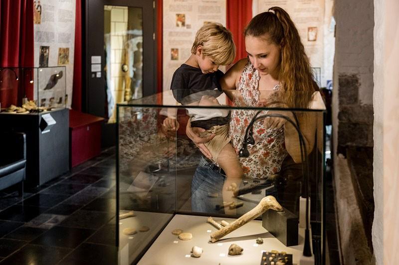 Expo Le Siège de Logne et le Moyen Age