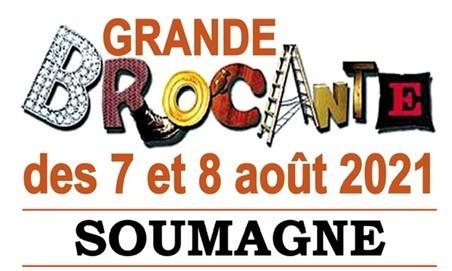 Grande brocante de Soumagne recadrée ©Club de Gym de Soumagne 07-2021