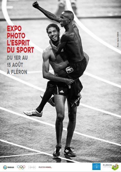 Expo photo l'Esprit du Sport ©Panathlon asbl 08-2021