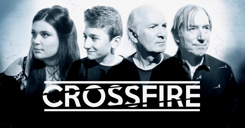 Crossfire Blues Band - Groupe