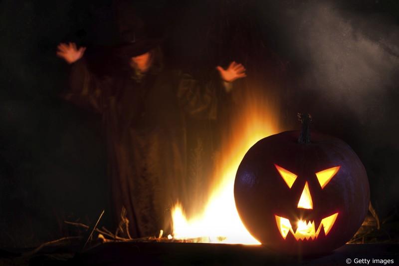 Halloween - Maison des Terrils - Illustration