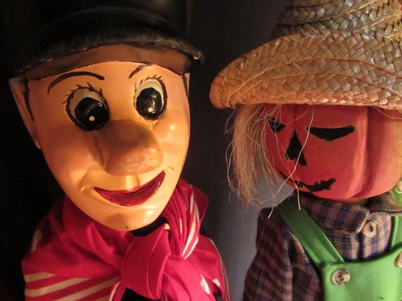 Spectacle de marionnettes - Dolembreux - Tchantchès fête Halloween