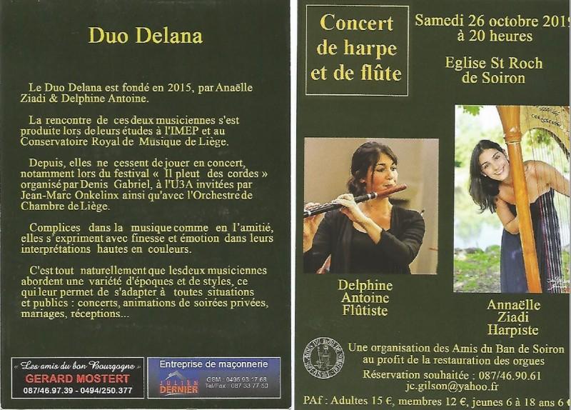Concert Duo Delana