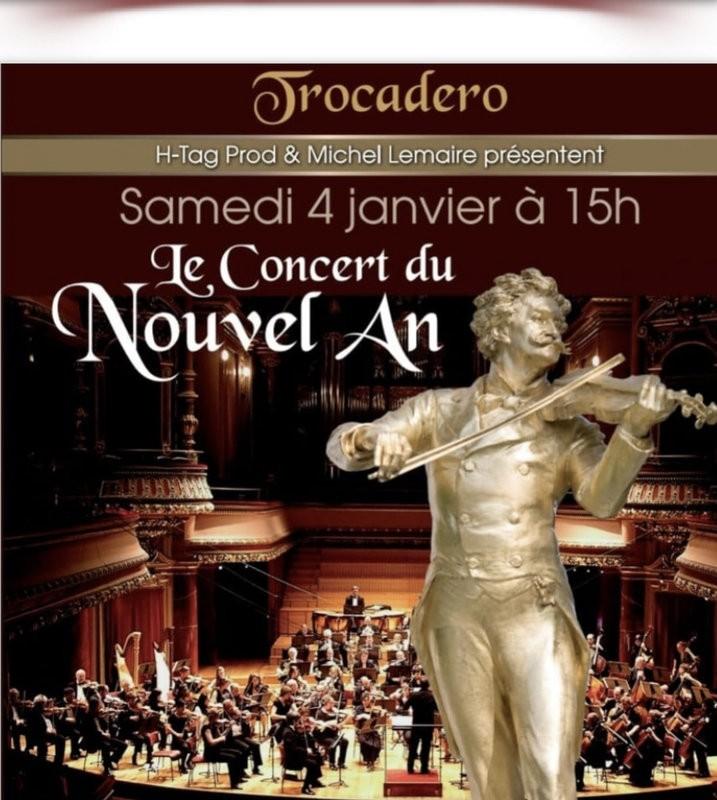 Concert de Noule an au Trocadero - Liège - Affiche 2020